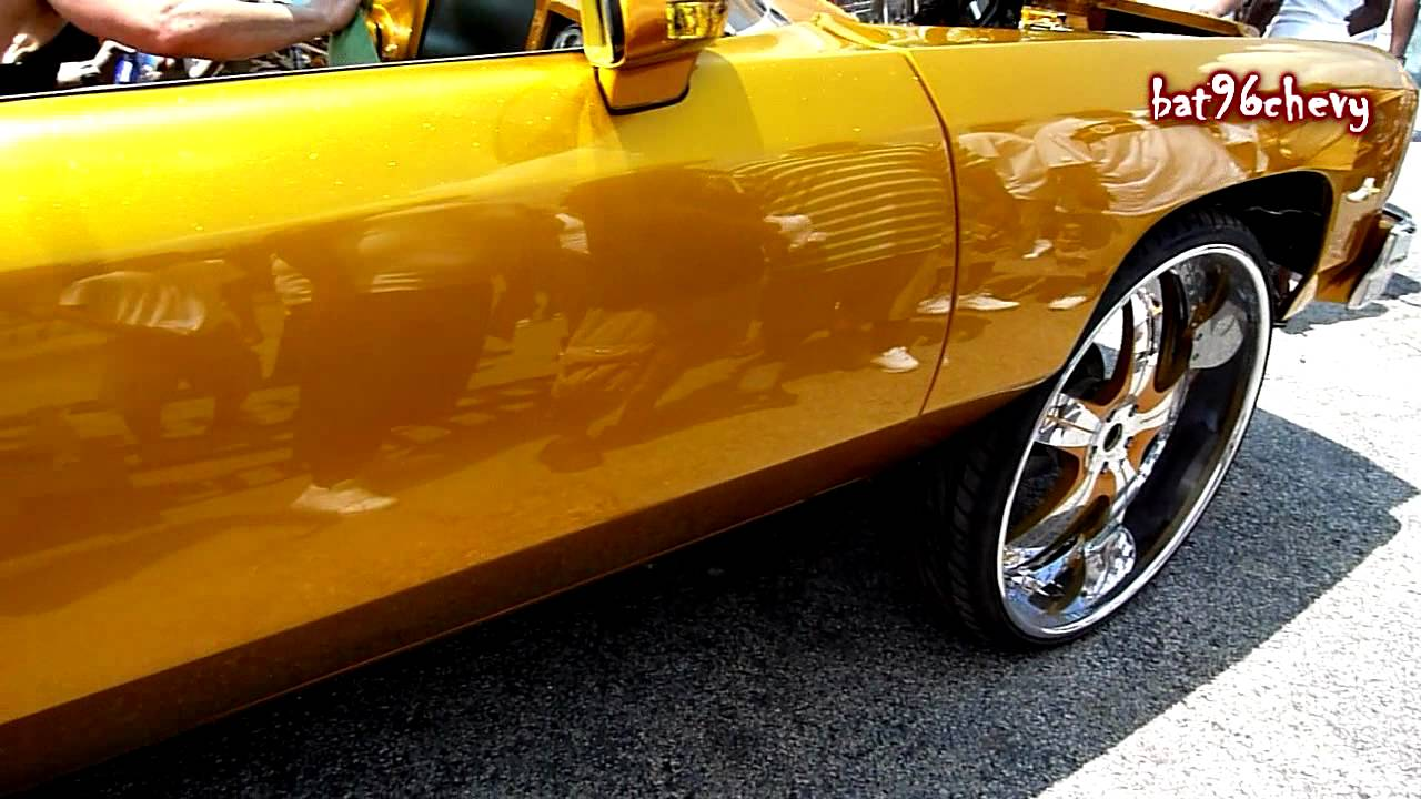 Candy Car Paint Yellow