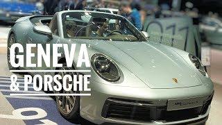 Did I buy a Porsche 992 - Geneva Motor Show 2019