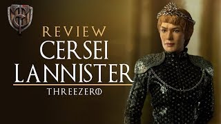 Review Cersei Lannister - Threezero - Quebrou!