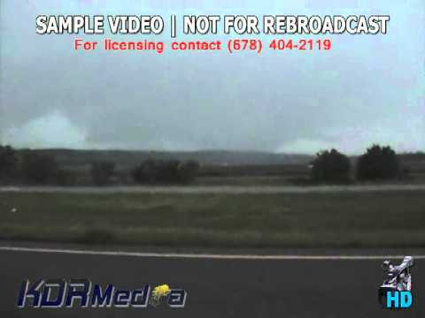04-25-11 Bill Oosterbaan Mayflower-Vilonia, AR Large-Wedge-Tornado KDR Media.wmv