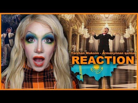 KAZAKHSTAN - Yerzhan Maksim - Armanyńnan qalma | Junior Eurovision 2019 REACTION