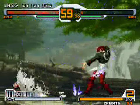 Street Fighter vs King of fighters SVC