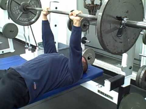 How To Perform The JM Press - Tricep Exercise