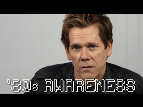 Kevin Bacon Explains the  80s to Millennials