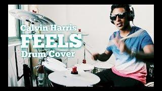 download lagu Feels - Drum Cover Remix - Calvin Harris Ft. gratis