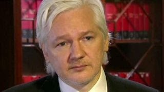 Julian Assange, hero on right?