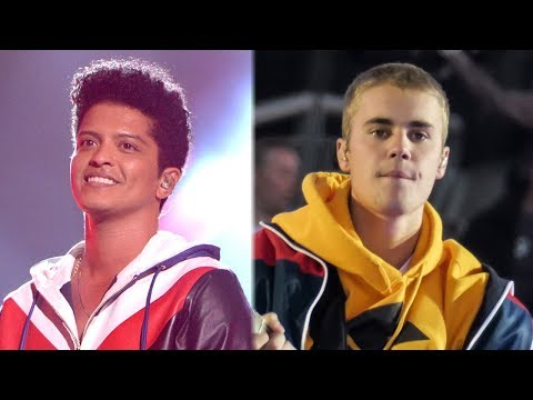 2017 AMA Nominations Announced - Bruno Mars, Justin Bieber & MORE