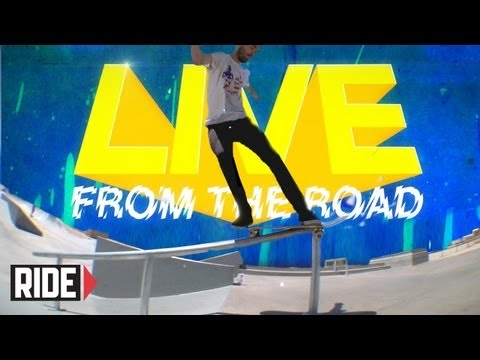 Birdhouse Skateboards Goes Camping - Live From The Road