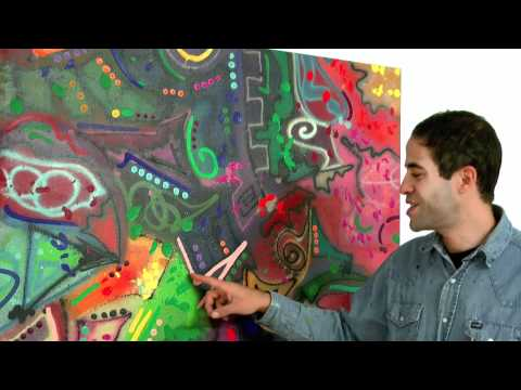 "John JONONE Perello ""Retrospective""  2010 - 2011 @ Speerstra Gallery Switzerland Part 1"
