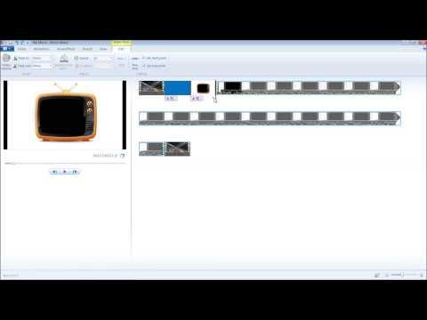 วิธีใช้ Movie Maker ตัดต่อวิดีโอ