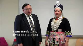 nkauj see yaj & vam kaub Lauj hais kwv txhiaj plees nyob irigny 11/janvier/02018