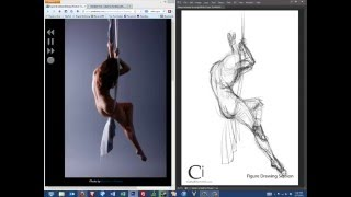 Figure Drawing Session #2