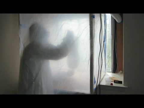 DIY Spray Booth For Painting Guitars