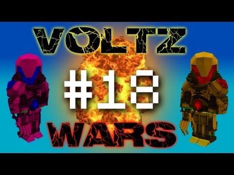 Minecraft Voltz Wars - Particle Accelerator! #18