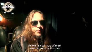 PAIN Peter Tägtgren Interviewed In Paris