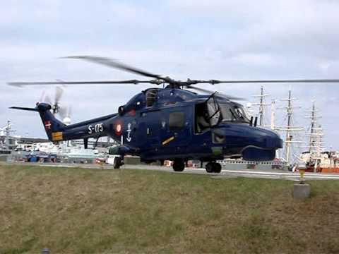 Agusta Westland Lynx MK 90B No. S-175 start up