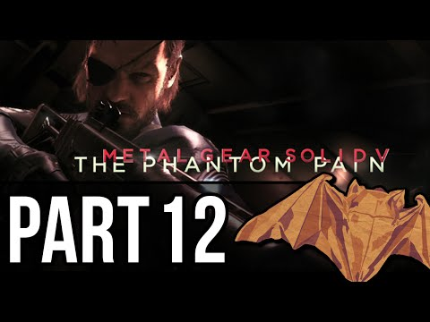 Metal Gear Solid V: The Phantom Pain pt.12
