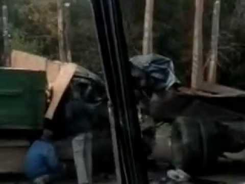 авария с трупом на маймаксанском шоссе в архангельске