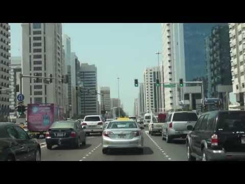 UAE Abu Dhabi Sightseeing 2013