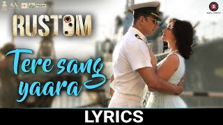 Tere Sang Yara Full Audio with Lyrics