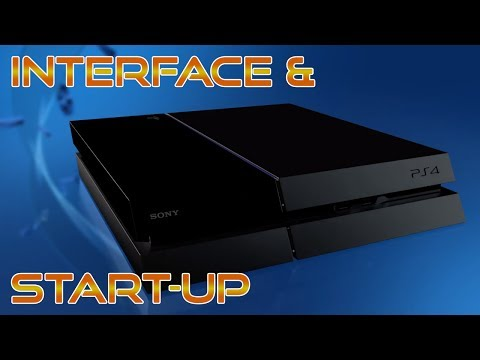 Playstation 4 Interface and Startup   Free 1 month Playstation Plus & 10 Dollar PSN Store Credit