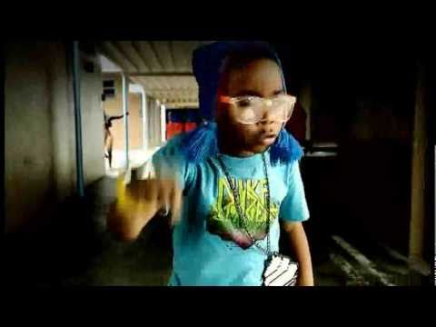 Kid Rapper from Compton - MAR MAR - ICE CREAM MUSIC VIDEO