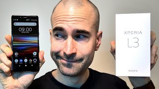 Sony Xperia L3 Unboxing & Tour
