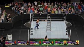 WWE 2K17 BARRONINTHEBANK