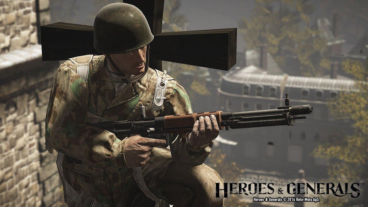 Скачать игру Heroes Generals 86