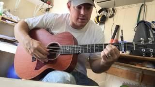 "Download Lagu Fingerpicking ""HOLY"" by FGL Guitar Tutorial | CountrySongTeacher Gratis STAFABAND"