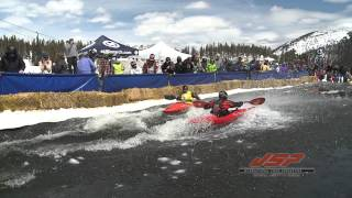 Kayaks on Snow | Monarch Mountain 2014