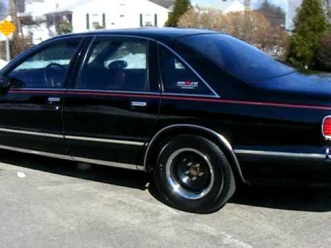 1994 Chevrolet Caprice Classic LS 4.3 V8 Walkaround/ Exhaust Video