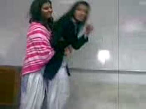First Time In Punjab College Girls Lhr Sandal video