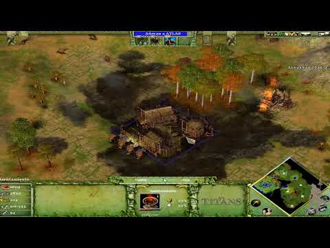 Age of Mythology  The Titans - Parte 10 - Desagravios