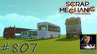 Scrap Mechanic - FanCreation - Bus Bus Bus Bus #807 🐶 deutsch / german