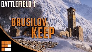 New Russian Map! Brusilov Keep on Battlefield 1 CTE + New Weapons Confirmed