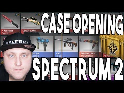 NEW CS:GO SPECTRUM 2 CASE OPENING (UNBOXING) NEW UPDATE!