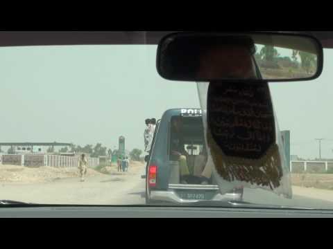 Over Loaded Mini Bus Sukkur Pakistan video