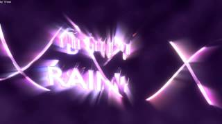 Rain Dash Intro | By BenFX