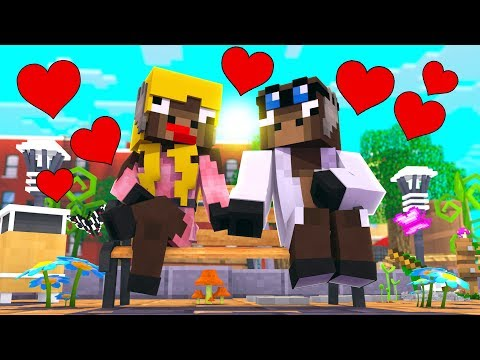 Minecraft Daycare - BABY JEFF'S NEW GIRLFRIEND! w/ MooseCraft (Minecraft Kids Roleplay)