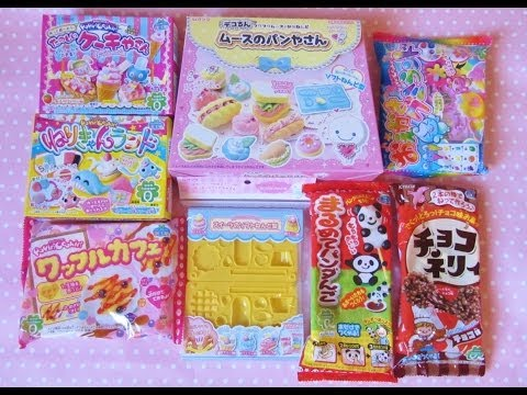 Fuwa Fuwa kit and DIY candy kits (from Modes4u and Jbox)