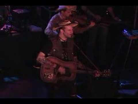 Hank Williams III - Cecil Brown - Raleigh NC 10/17/2006