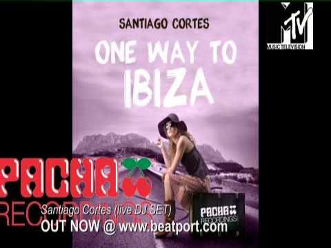 Santiago Cortes - Pacha Recordings Ibiza - (Miami Winter Conference - 2013 Podcast)