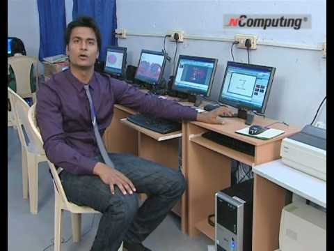 NComputing in India