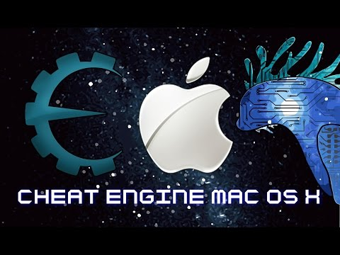 Cheat Engine for Mac OS X Tutorial + Download