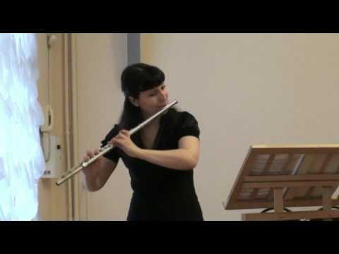 Бах Иоганн Себастьян - BWV 1013 - Партита ля минор (переложение для саксофона)