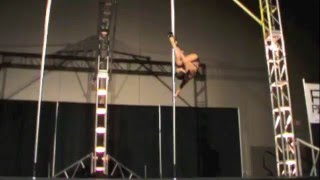 Marion Crampe World Pole Convention Miami 2011