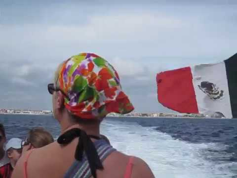 Playa Del Carmen, Ferryboat, Quintana Roo, Mexico, North America