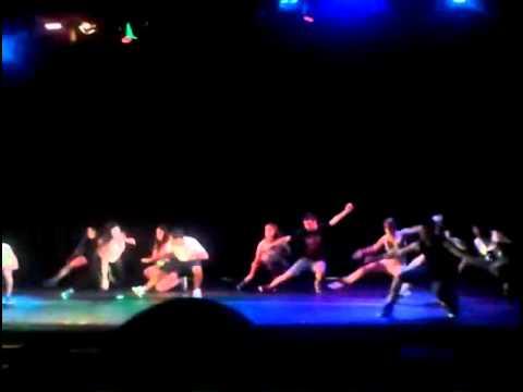 Body 2-pop dance