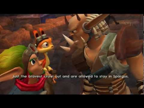 COTV - Jak and Daxter [Commentary 03] Jak 3 PS3 HD Collection